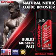 💪🏼  OptiNOs® NITRIC OXIDE BOOSTER 💪🏼 BUILDS MUSCLES FAST! IMPROVES MUSCLE ENERGY! PROVEN RESULT!