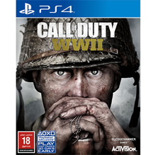 PS4 Call of Duty World War II