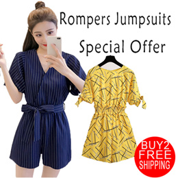 ★Buy 3 Free Shipping★Special Offer★Rompers Jumpsuits / Elegant Fashion / Light and breathable