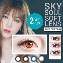 Buy 1 Get 1 Sky Soul Baby Eyes (Free SHipping)