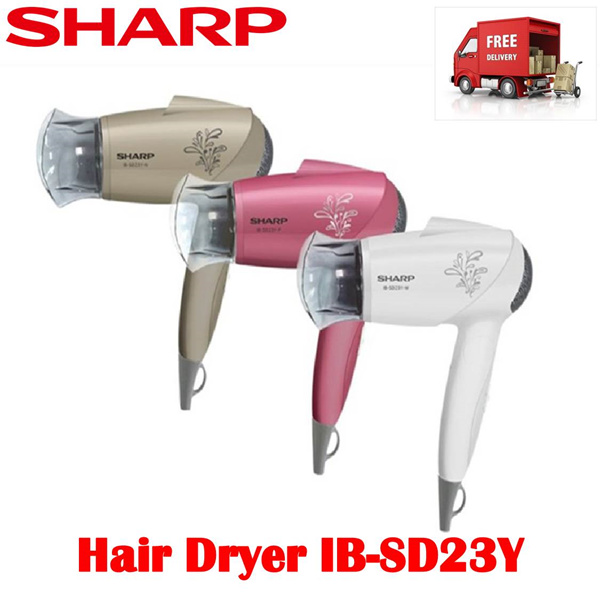 Sharp Hair Dryer IB-SD23Y Series Deals for only Rp315.000 instead of Rp315.000