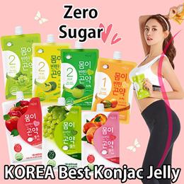 ★KFOOD★ Delicous Konjac Jelly / Diet / Zero Sugar / Low Calorie / Kfood/Collagen