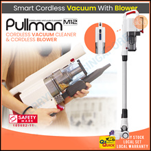 [▼-59% ] SUPERSALE EVENT★ SAME DAY DELIVER★ PULLMAN M12 Cordless 3 in 1 Vacuum Cleaner +Blower Clean
