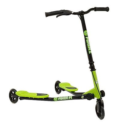Y Fliker Scooter >> Yvolution Yvolution Y Fliker F1 Y Fliker F1 Flow Kids Drifting Scooter