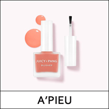 [A Pieu] ★Big Sale★ Juicy Pang Water Blusher 9g / Liquid Blusher
