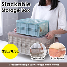 【Chest Of Drawers!】Stackable and Collapsible Storage Box / Easy Storage when no use
