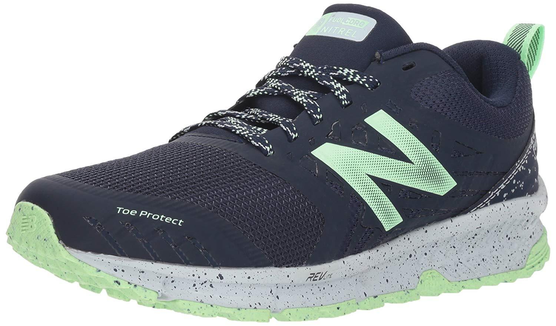 super popular 5a9da 16852 New+Balance New Balance Womens Nitrel v1 FuelCore Trail Running Shoe