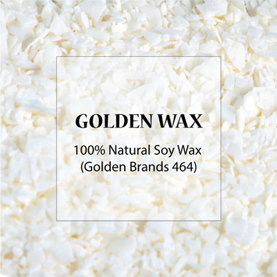 Golden Wax 464 (Soy wax for containers) 1Kg