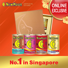 NEW MOON 4s Coral Giftset (SA Abalone 16-18pcs + PC + Braised KTS + BJOW)