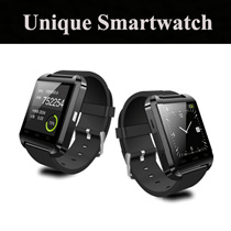 uNiQue Smartwatch MaxStyle Executive U8 for iOS and Android (GARANSI 1 TAHUN SERVICE//1 BULAN GANTI BARU)