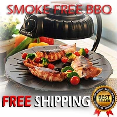 Qoo10 - Smokeless BBQ pit/Simple Korea Hit Item BBQ /Infrared ...
