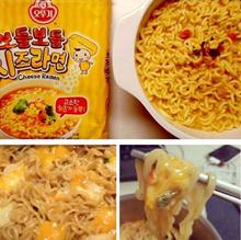 Ottogi Cheese Ramen/Samyang Hot Chicken Ramen (1 Paket Isi 5 Pcs)