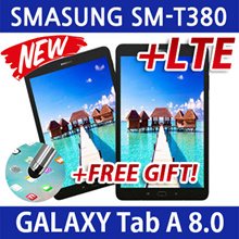 ★HOT DEAL!+GIFT!★ NEW Samsung Galaxy Tab A 8.0 Tablet SM-T385 T380 32GB SILVER BLACK WiFi LTE