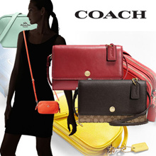 [New Arrival]Coach Crossbody Pouch/Official Genuine Products Shipped from USA
