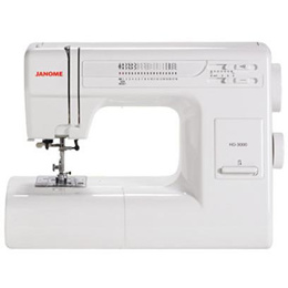 Janome HD3000 Sewing Machine - Best Price Home Appliance | www.sewing.sg