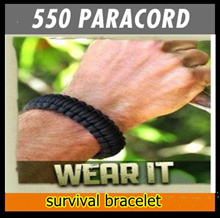 550 survival paracord bracelet for outdoor many design at wholesale price