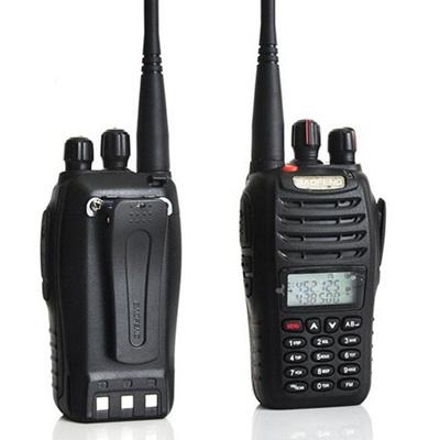 New Baofeng Radio Walkie Talkie UV-B5 5W 99CH UHF+VHF Dual Band Portable Ham CB Two-way Radio commun