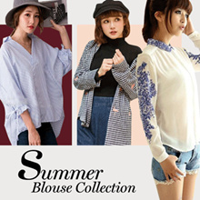 CASUAL CHIC TOPS AND SHIRT COLLECTION by BERYL DIVA!! BAHAN ADEM UTK CASUAL KANTOR BISA. 1-4