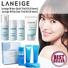 Laneige Trial Kit Collection