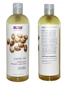 [Qprime]Castor Oil Jumbo Size 100 % Pure 16 oz (473ml) NEXT DAY DELIVERY with Tracking Number Lowest