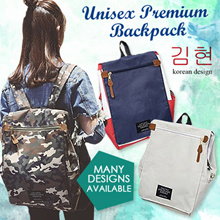 Unisex Premium Backpack ★Haversack School Bag ★Shoulder Bag for Travel Laptop Notebook