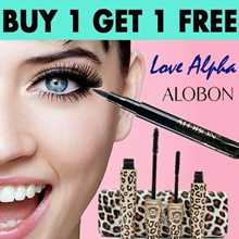 Buy 1 Get 1!Love alpha mascara/powder/liquid eyeliner/Eyebrow pencil/eye shadow/make up/lip stick