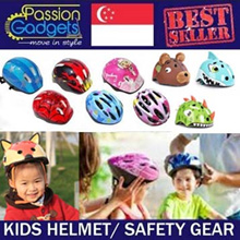 Kids Helmet with Protective Guard Safety Gear / Corsa Kids Helmet for Bicycle Bike Scooter Cycling