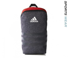 Adi das Men Football Ace Shoe Bag - Dark Grey S99044