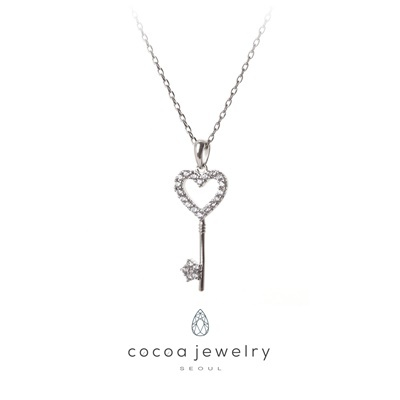 Key Of Love Necklace 07-IYN-03.3
