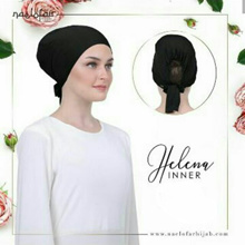 Helena Inner* Naelofar Hijabs* Cotton Lycra* Easy to Wear