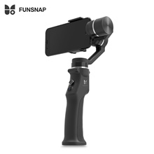 [3-AXIS GIMBAL] FUNSNAP CAPTURE 3-AXIS HANDHELD BRUSHLESS GIMBAL STABILIZER [BLACK]