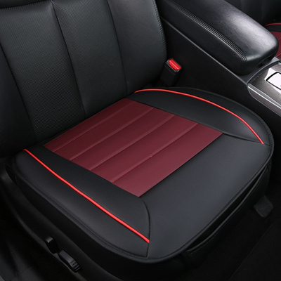 Leather Car Seat Cover Set Non Slide Auto Cushions Protector Pad Universal Size For Granta Vesta Che