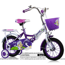 [VOOTEEN]Kids Bikes/Children bicycles / girls bike/12/14/16/18 inch/baby girl bike /Bicycle Toys[FRE