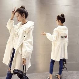 Women long Coat Long Jacket Tops Hoodies Outwear Women Clothes Casual Jacket