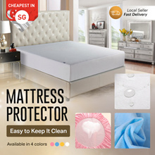 Premium Quality Waterproof Mattress Protector Bed Cover