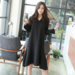 ○PLAYPOP○Flare Rouge Long One-piece