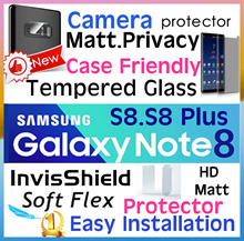 Samsung Note 8♥S8|S8 Plus♥S7|S7 Edge♥InvisShield♥Tempered Glass♥Short Version♥Casing♥Back Protector