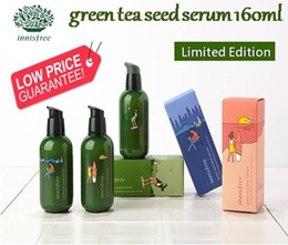 (2018 Eco Hankie Limited Edition) Award Winner! Innisfree -The Green Tea Seed Serum 160ml