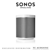 Sonos Play 1 Wireless Speaker 2 Colors International Warranty