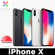 Apple iPhone X / 64gb / 256gb / Sliver / Space Grey / One Year Warranty
