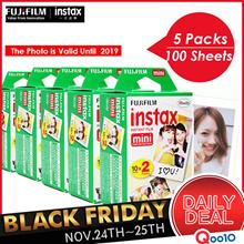 【Fujifilm】** 60/80/100 sheets ** Instax Polaroid Camera Films for mini 7s/8/25/50s/90 ♣ Expiry 2019