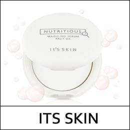 [Its Skin] ▼ Nutritious Magic No Sebum Pact DX 12g / MFG 2016.12