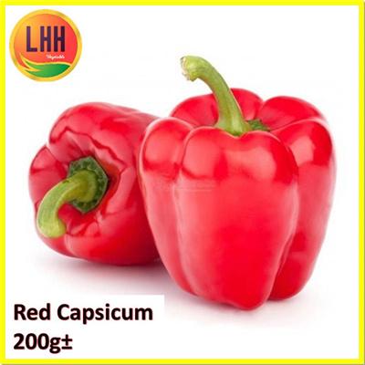 Red Capsicum ???