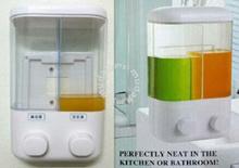 Dispenser sabun manual hand soap tempat cair cuci tangan mandi Toilet SJ0165
