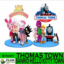 [Fil Air]THOMAS TOWN AND SANRIO HELLO KITTY TOWN (2 PARKS)/HASSLE FREE/BEST PRICE GUARANTEE /E-TICKE