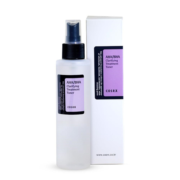 COSRX AHA/BHA Clarifying Treatment Toner 150ml Deals for only Rp169.000 instead of Rp169.000