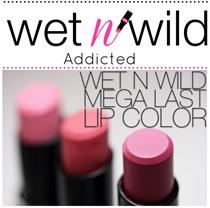 Buy 1 Get 3  WET N WILD | Megalast Lip Color