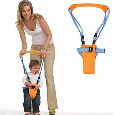 3e9d38c19 Qoo10 - New Kid Baby Infant Toddler Harness Walk Learning Assistant ...