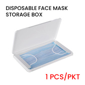 Disposable Face Mask Storage Box