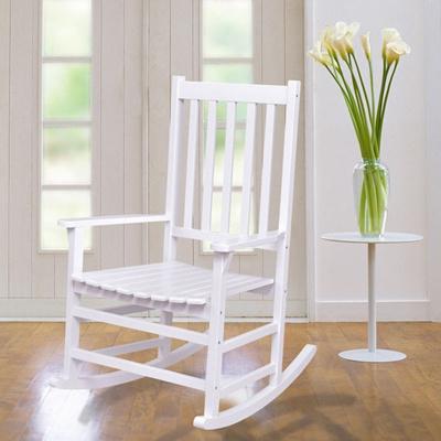 Qoo10 Solid Wood Rocking Chair Rocker